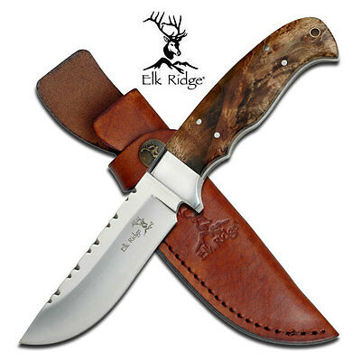 KNIFE COLTELLO DA CACCIA ELK RIDGE PRO 303 PESCA HUNTING SURVIVOR SURVIVAL