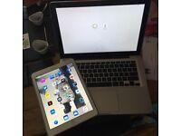 MacBook Pro & iPad Air 2. Swap iPad Pro 12.9