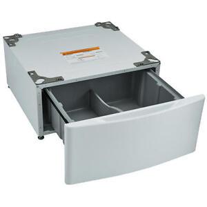 Storage Pedestals (2X) - SAVE YOUR BACK