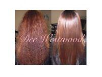 Brazilian Keratin Blowdry. Botox for the hair. Instantly shiny healthy hair.