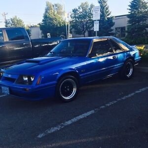 Must See - Incredible 1986 Ford Mustang 5.0 LX - 5 speed