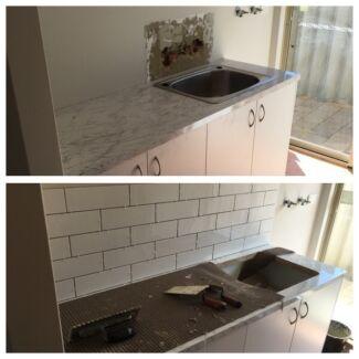 Kitchen Tiles Joondalup tiler in joondalup area, wa | building & construction | gumtree