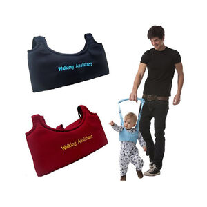 Children-Kids-Infant-Boys-Girls-Baby-Walking-Assistant-Harness-Rein-Strap-Walker