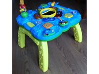 Vtech Winnie The Pooh Activity Table