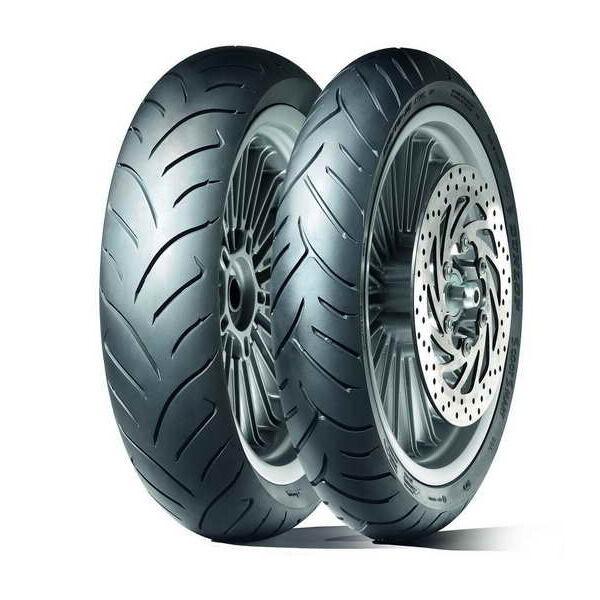 [630050] Motorradreifen SCOOT DUNLOP 120/70-14 55S TL Front/Rear SCOOTSMART