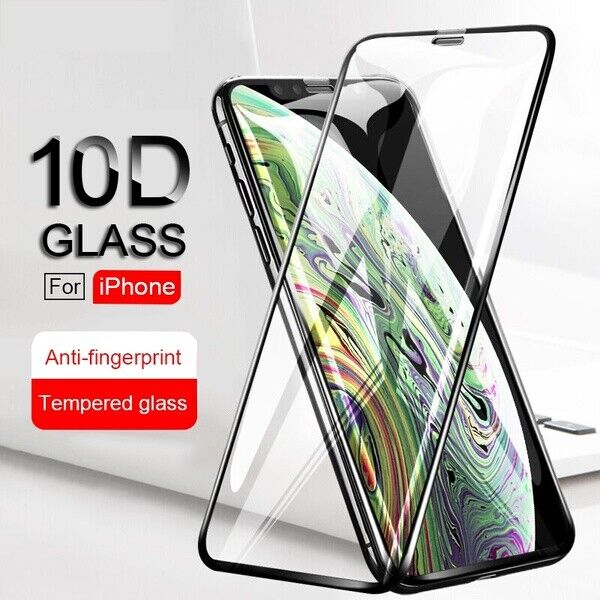 For Apple iPhone 11/11 Pro Max Screen Protector Tempered Glass FULL Coverage Cell Phone Accessories