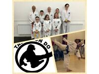 Taekwon-do for all