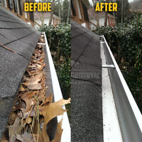 Gutter Cleaning, Window Cleaning, Pressure Washing