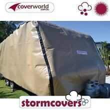Caravan Storm Cover Warwick Southern Downs Preview