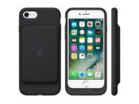 Apple smart battery case for iPhone 7 new