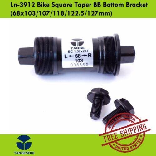 TANGE SEIKI Bottom Bracket LN7922 Shell width 68mm//Axle length 110.5mm