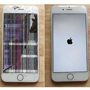 PHONE REPAIR APPLE IPHONE IPAD SCREEN @ DOWNTOWN CORE BEST PRICE