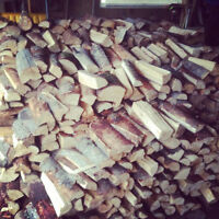Firewood Delivered Edmonton & Area TAMARACK truckload 175$