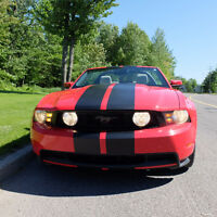2010 Ford Mustang GT Cabriolet