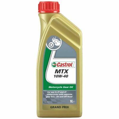 151AD4 Aceite Castrol MTX 10w40 1Litro
