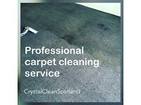 Crystal clean carpet cleaning services