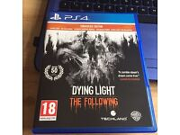 Dying Light - Playstation 4 Game