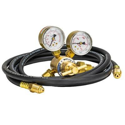 Forney Industries Argon Co2 Regulator With 10 Hose