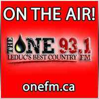 Sales Assistant - 93.1 The One Leduc's Best Country