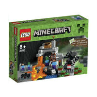 NEW-LEGO MINECRAFT SETS