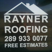 www.RAYNER ROOFING.com (call or text)