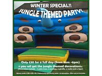 Bouncy castle hire