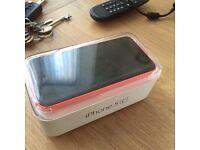 iPhone 5c 16gb unlocked pink