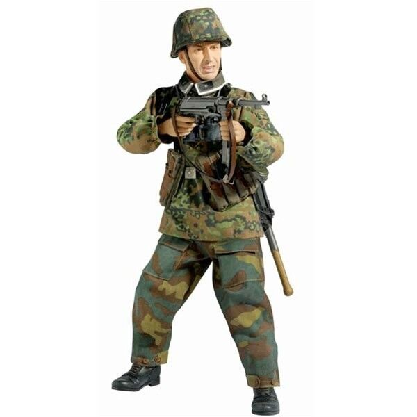 1//6 Scale Dragon Action Figures Nude Body WWII German Hermann