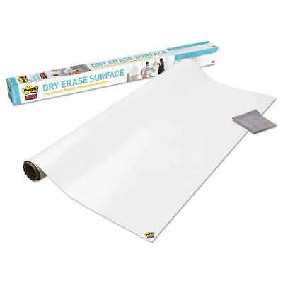 Post-it Dry Erase Surface 8 X 4 Instant Whiteboard Walls Tables Desks Sticky