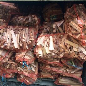 Get ready for winter (free delivery) firewood and kindling