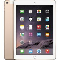 Ipad air 2 gold  lte