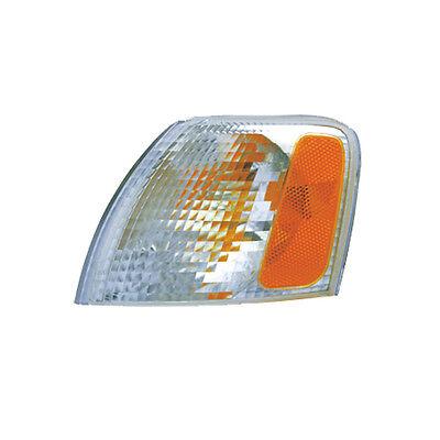 (Fits 98-01 Volkswagen VW Passat Driver Left Signal Parking Light Lamp Assembly)