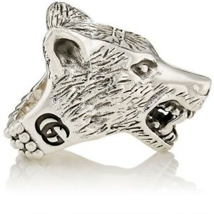 Gucci Men's Anger Forest Ring