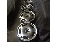 """**Mercedes AMG slab 20"""" replica alloy wheels**"""