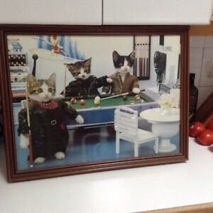 Professionally framed picture Kitchener / Waterloo Kitchener Area image 1