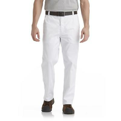 Painter Pants - Painter's Pants White Cotton Denim