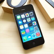 100% working order iPhone 4s black 16G AU model Calamvale Brisbane South West Preview