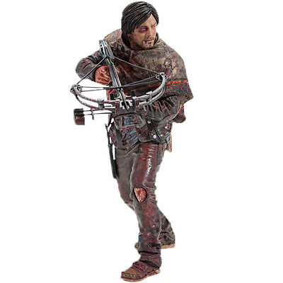 The Walking Dead Daryl Dixon Figur 25 cm Survival Edition Neu & Ovp