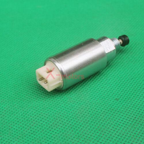 New Carburetor Fuel Solenoid For Briggs 699915 799728 794572 Nikki Carburetor