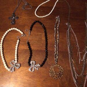 Ladies costume jewelry