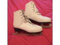size 7 womans ice skates