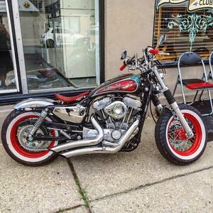 Award Winning, Serious Head Turner '04 Custom Harley Davidson