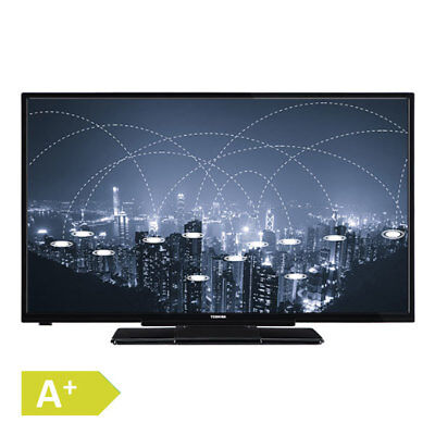 Toshiba 39L3663DA 99cm 39 Zoll Full HD LED Fernseher Smart TV DVB-T2 WLAN