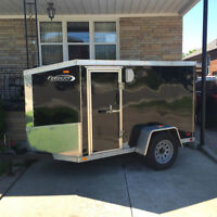 motorcycle trailer / utility trailer 5 x 8