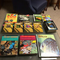 Aquarium Books for Sale- $3.00 and up