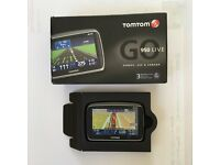 Tom Tom Go 950 Live Truck, Boxed, Mint, Latest V971 Full Europe Truck Map, September 2016 !!!