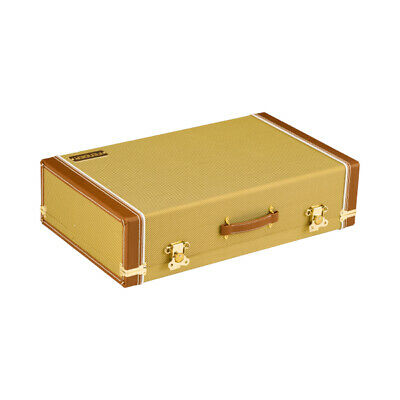 FENDER Tweed Pedalboard Case M ❘ Koffer ❘ Tweed-Bezug ❘ 201x437x729