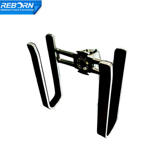 New design! Reborn Surfboard Storage Rack Glossy Black