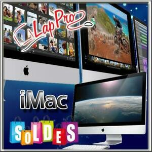Liquidation des Imac, 20 199$ 21.5 399$ 27 Model Slim 949$ 27 5K 1499$