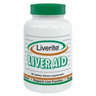 Liverite The Ultimate Liver Aid 60 Ea